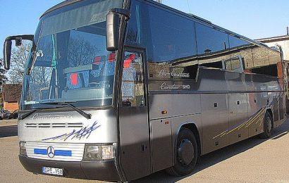 Atnaujinami priemiestinio reguliaraus susisiekimo autobusų maršrutai