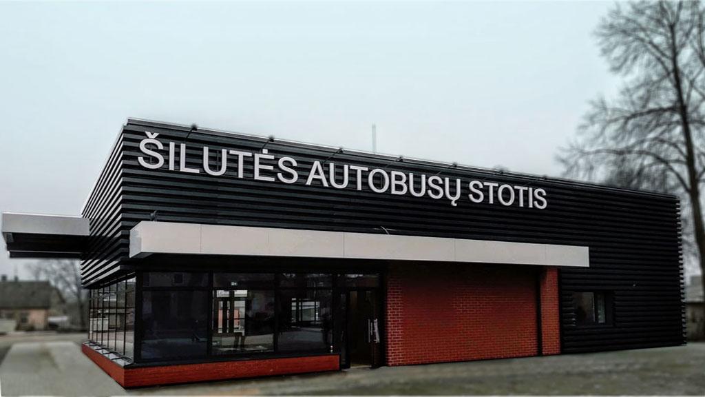 Nuo 2020 m. birželio 17 d. atnaujinama Šilutės autobusų stoties veikla